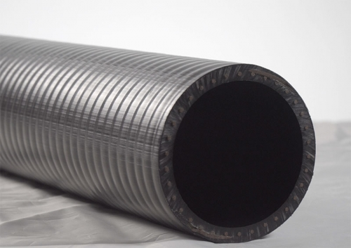 What are the advantages of steel skeleton plastic composite pipe?