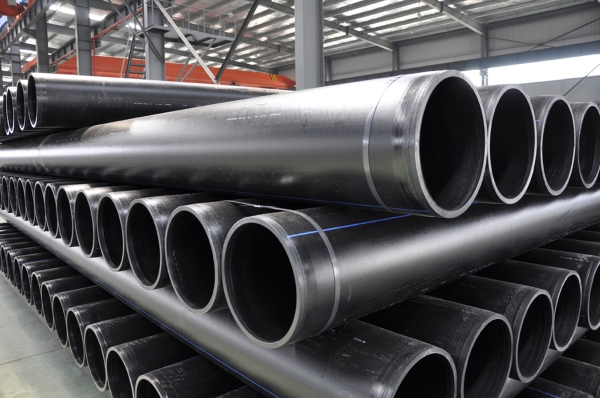 Steel mesh skeleton polyethylene composite pipe application range