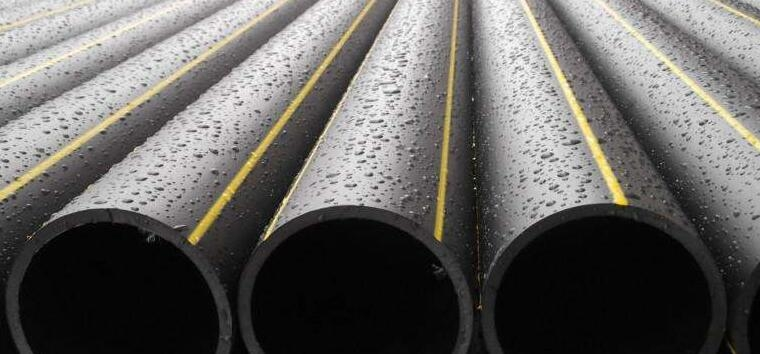 What are the requirements for buried gas pipelines?